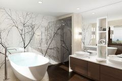 Badezimmer Wandgestaltung Bilder - Hause Deko Ideen ...