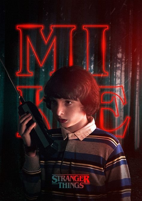 Rigved Sathe Stranger Things Posters (7)