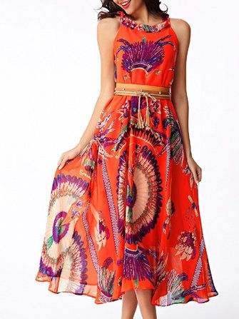 dd406a5fdd06 Gracila floral print loose half sleeve women maxi dress maxi dresses plus  size amazon – Best Fashion Woman