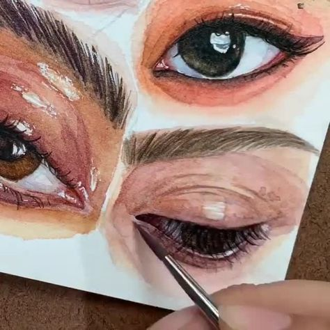 Spectacular piece💖😁  By @ffah.art 💫  Release your creativity with a BONUS eBook Library by buying NIL Tech Pencil Set, just click ➡️THE LINK I What comes to your mind after seeing this piece?🤔😁   Follow us on: 👉FB /NiLTechClub🎨 👉IG @love_to_draw_nil 🎨 👉Twitter @LoveToDrawNIL  👉Pinterest @NiLTechArt ✔️For More Great works ✔️Chance to get featured  #art #love #drawing #pencil #beautiful #masterpiece #color #niltech #eye #watercolor