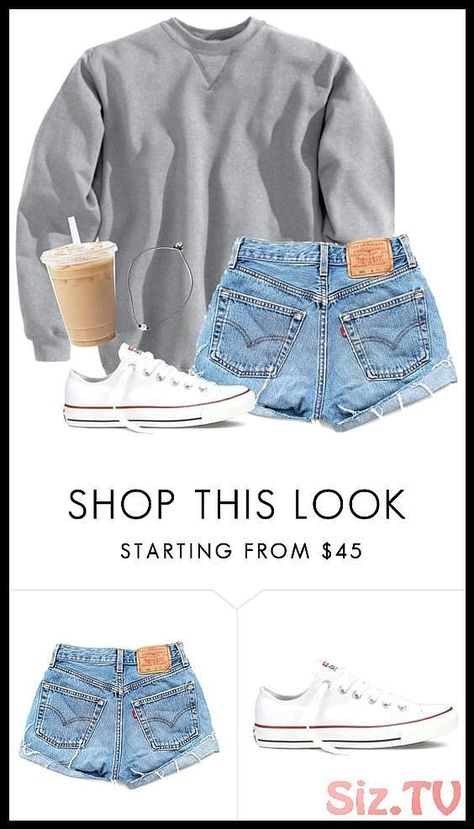 Casual outfits for girls 10 great outfit ideas with shorts CasualOutfits for ...#casual #casualoutfits #girls #great #ideas #outfit #outfits #shorts