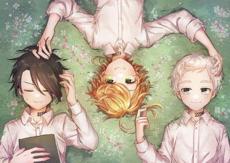 No Promised Neverland Manga