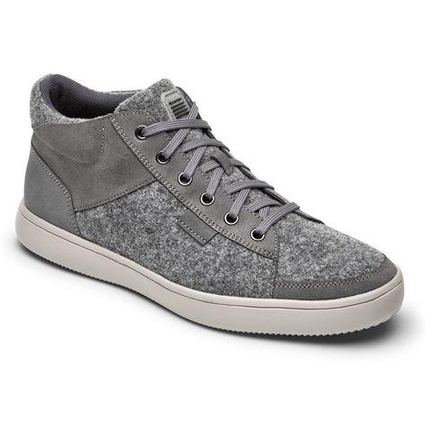 An ideal sneaker/boot hybrid. #sneakersfashion #sneakersCute #sneakersvans #sneakersjordans #sneakers2019 #hightopsneakers