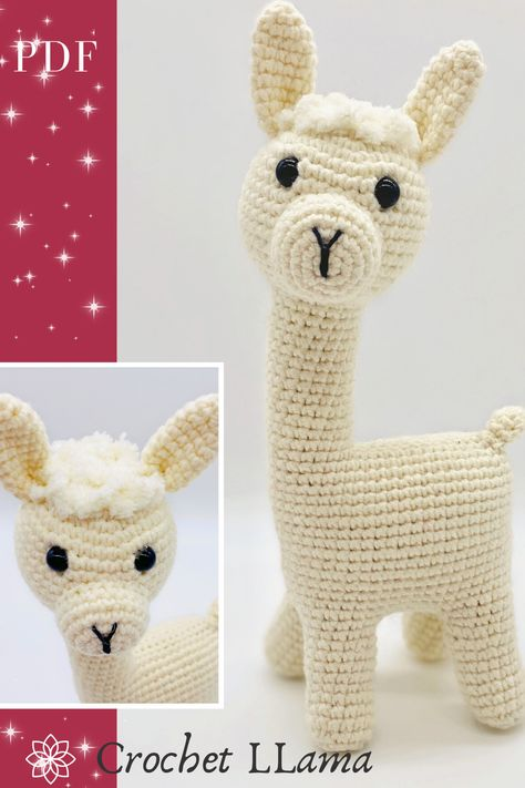 Crochet Alpaca Amigurumi Free Patterns   Amigurumi häkeln ...   711x474
