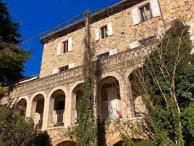 Vente Chambres D Hotes A St Jean De Valeriscle Dans Le Gard En 2020 Maison D Hotes Gite De France Pompe A Chaleur Piscine