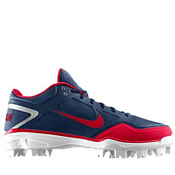 Just customized and ordered this Nike Air Gamer iD Men\u0027s MCS Baseball Cleat  from NIKEiD. #MYNIKEiDS | Fun | Pinterest | Baseball cleats, Cleats and  Baseball ...