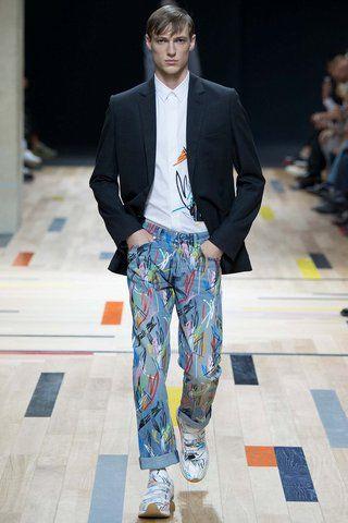 Fashion's Most Painterly Prints - Vogue