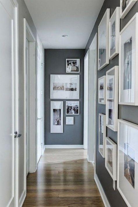 Comment aménager un couloir étroit? Découvrez nos 20 idées ...