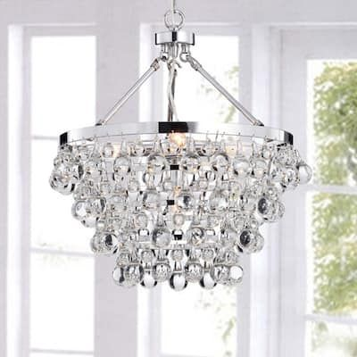 Ceiling Lighting Overstock Com Buy Pendant Lights Chandeliers Flush Mount Lights Onlin Crystal Chandelier Contemporary Crystal Chandelier Ceiling Lights
