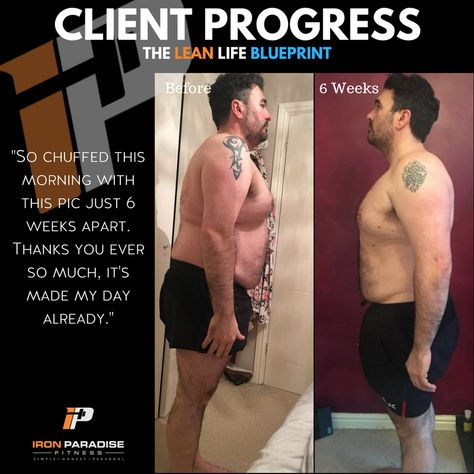 In just 6 weeks Darren has come such a long way on his fitne... - #darren #fitne #weeks - #WeightlossQuotes
