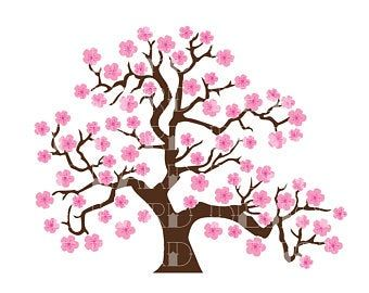 Harley With Roses Svg Png Studio3 Files Etsy Tree Drawing Rainbow Art Blossom Trees