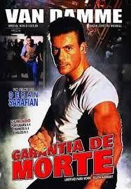 Blog Dos Caca Garantia De Morte Van Damme 1990 Em Dvd R