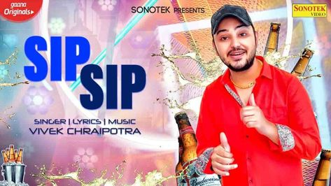Sip Sip Lyrics Vicky Chraipotra Latest Haryanvi Songs Lyricstouch In 2020 Mp3 Song Download Mp3 Song Songs