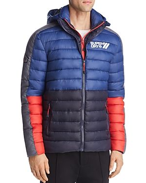 Fuji Block Color In Jacketsuperdrycloth Superdry Puffer hQdCxtsr