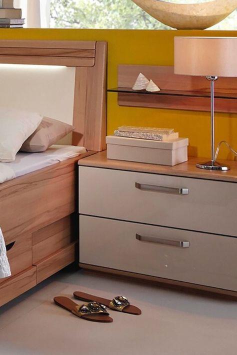 Nachttisch Denver In 2020 Nachttisch Schlafzimmer Deko Mobelstuck