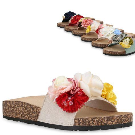 Birkenstock Arizona EVA Sandale Damen Badeschuhe