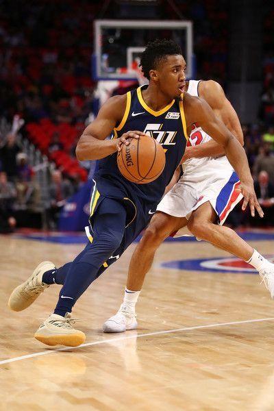 reputable site 887fc de71c Pin by Kathryn Campos on Utah Jazz | Donovan mitchell ...