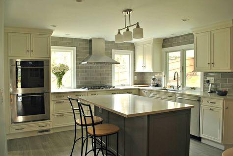 Wood Mode kitchens Pinterest