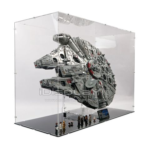 Effermans Vertical Stand for LEGO Millennium Falcon 75192//10179 ―REAL LEGO PARTS