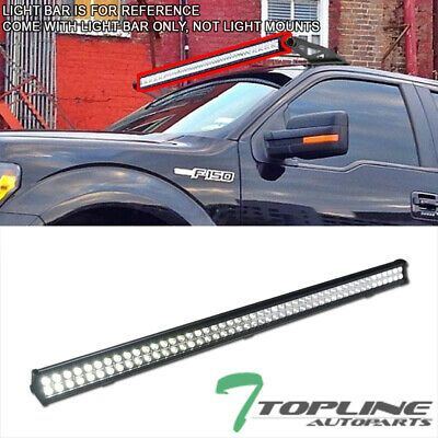 Ad Ebay Topline For Mitsubishi 50 288w Cree Led Light Bar Spot