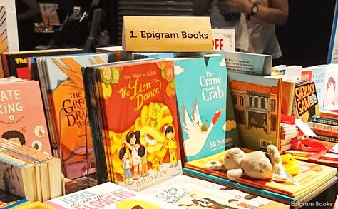 the best book publisher in Singapore
