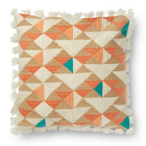 Loloi Multicolor 13 In. X 21 In. Pillow