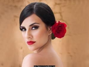 Beautiful Du Moment Beaute Espagnole Hair Pinterest Mexican