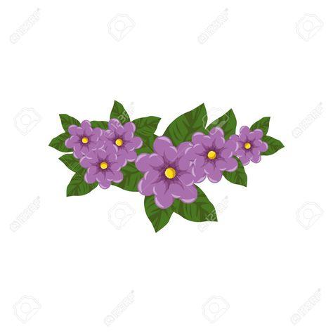 Beautiful ornamental flowers icon vector illustration graphic design Illustration , #SPONSORED, #flowers, #icon, #Beautiful, #ornamental, #vector