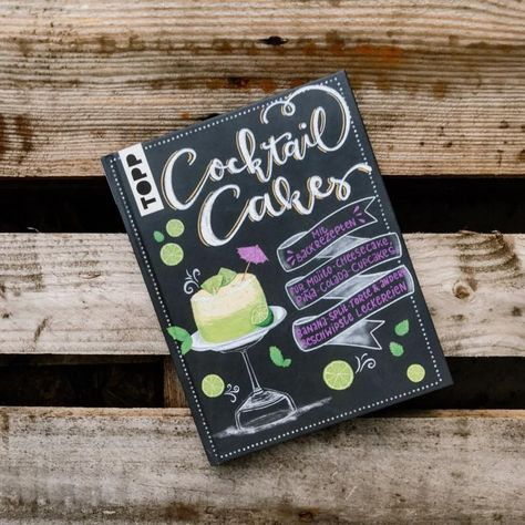 Mein erstes Buch - Cocktail Cakes