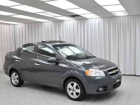 2011 Chevrolet Aveo In The Gray I Saw One Just Like This