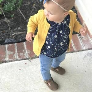 Baby and Toddler First Shoe Moccasins