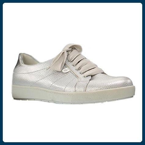 Hanceta In Damen Schuhe Waldläufer Silber Sneaker BeodrCx