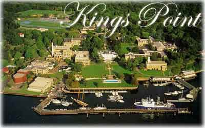 Merchant Marine Academy  King's Point NY (Tom's College)