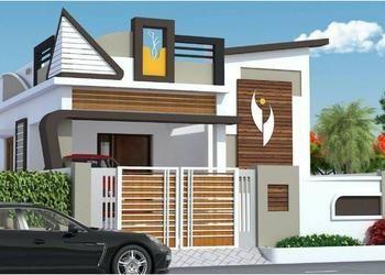 30 Latest Single Floor House Design Indian House Single Floor Front Elevation Single Floor House Design Small House Front Design Small House Design Exterior