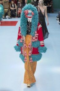 Photo galleries fashion week : Gucci Fall-Winter Womenswear ( Page 175 - look - The World's Fashion Business News