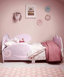 Toddler Unicorn Bed And Toy Storage Box Uk Only In 2020 Toy