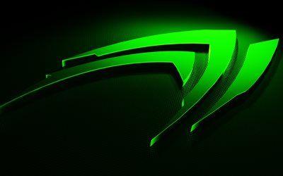Nvidia العلامة التجارية شعار 3d الإبداعية Graphic Card Nvidia New Drivers