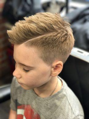 фото модные причёски для парней