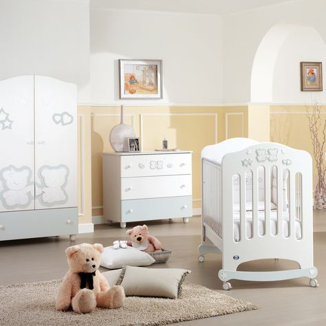 Lovely  Luxus Babyzimmer Prestige wei bei uns im Baby Online Shop http pali world de product info php products id ud Pinterest