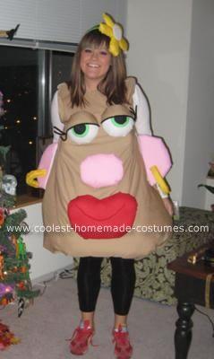 7 Mrs Potato Head Ideas Potato Heads Mr Potato Head Costume Toy Story Halloween