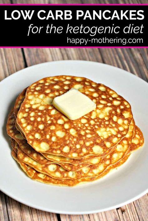 pancakes in keto diet