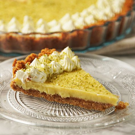 Key Lime Pie Delicioso ~ Receta