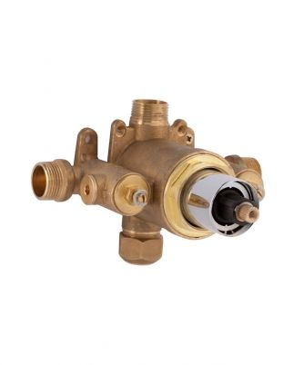 Vq34 3 4 Sequential Thermostatic Valve With Integral Shut Off