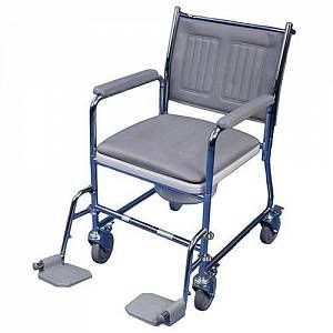 Acheter Une Chaise Percee A Roulettes Linton En 2020 Chambre Salon Chaise Et Roulette