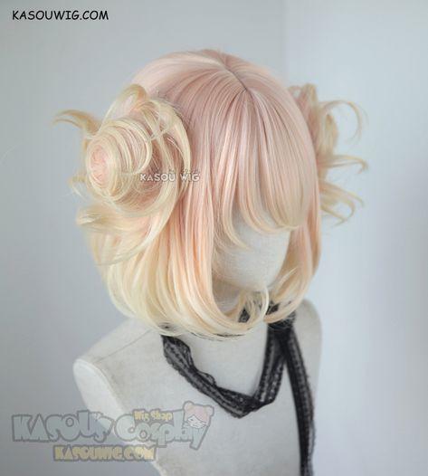 Cosplay Hair, Cosplay Wigs, Kawaii Hairstyles, Cute Hairstyles, Kawaii Wigs, Lolita Hair, Hair Sketch, Hair Reference, Aesthetic Hair