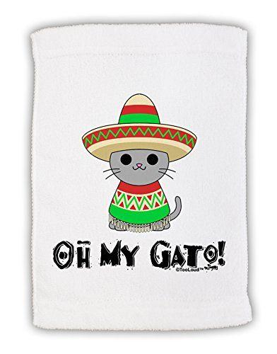TooLoud Oh My Gato Cinco De Mayo Infant T-Shirt Dark