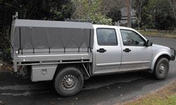 Canopies for dual cab utes Colorado & Canopies for dual cab utes Colorado   Canopies etc   Pinterest ...