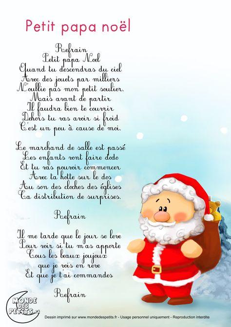 Chanson Noël cycle 1                                                       …