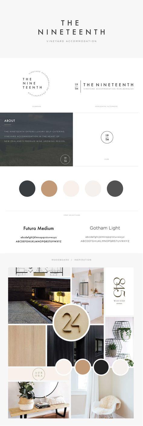The Nineteenth  | January Made Design | Websites & Branding