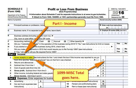 1099 Form - Freelance Writing Business Time Management Writing - profit loss form